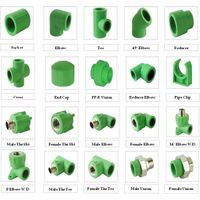 PPR over molding, ppr pipe connector moulds, ppr valve moulds thumbnail image