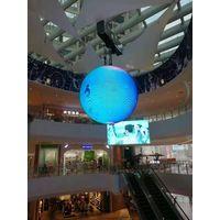 LED Ball Screen Sphere display