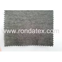 Pre oxidized fiber blend non combustible fabric