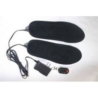 Hot Sale 1750mAh EU / US Remote Control Electric Heated Insoles Warming Insoles