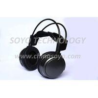 Hi-Fi wireless slient party headphones