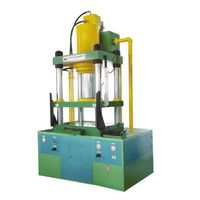 Double Action Hydraulic Deep Drawing Press Machine