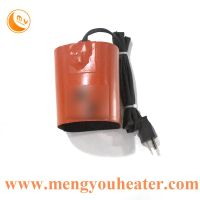 120v 150w 275mm125mm silicone rubber heater with UL and CE certification