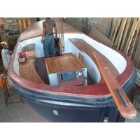 Lifeboat reconditioned 7.3 Meter Fassmer