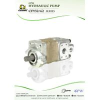 Cosmic Forklift Parts On Sale No.328-CPW HYDRAULIC PUMP CFY32&62 SERIES CATALOGUE (part no.)