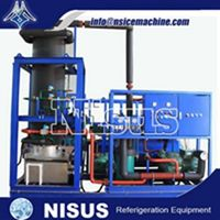 Nisus Large Tube Ice Machine