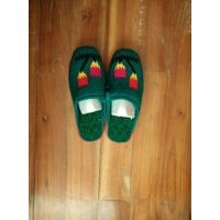 Fine wool Slippers-5