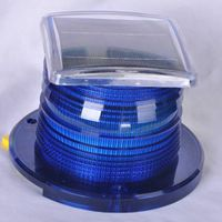 Solar buoy light