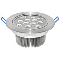 12W high brightness indoor led SMD Down Light