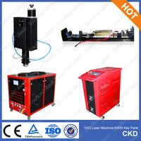 high quality YAG key laser machine parts