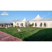 High Peak Tent - Venue Pavilion for Destination Wedding