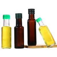 100ml Glass Olive Oil Bottle thumbnail image