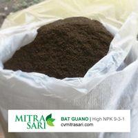 BAT GUANO | 99.9% Organic Fertilizer