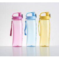 plastic sport bottle/water bottle BPA free