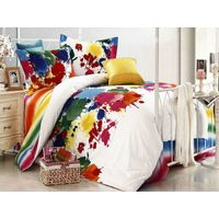 2012 New arrival/Free shipping/Bedding sets/100%cotton twill reactive dye /Listen to fashion thumbnail image