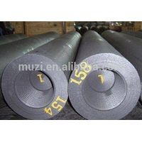 RP HD HP UHP Grade Carbon Graphite Electrode Small Diameter Graphite Electrode thumbnail image