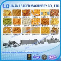 Industrial corn puff extruder machine jinan factory thumbnail image