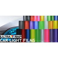 Ultrawrap car light films
