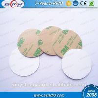 RFID Round On Metal Tag I Code Sli-S 2K