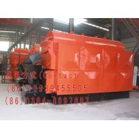 DZH/DZL Coal-Fired Steam Boiler
