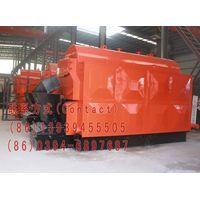 DZH/DZL Coal-Fired Steam Boiler
