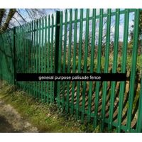 general purpose palisade fence