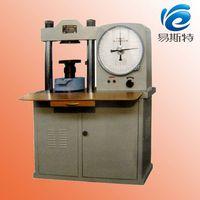 YE-500A COMPRESSION TESTING MACHINE