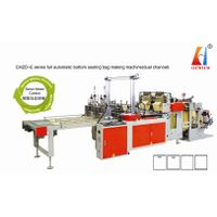 CH-BCD full automatic bottom sealing bag making machine dual channel thumbnail image