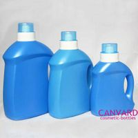 1000ml,2000ml,3000ml detergent cosmetic bottle, Laundry detergent plastic bottle, liquid laundry der