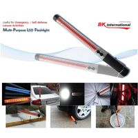 Multi Pulpose LED Police Baton MDM-40