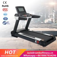 "15.6"" Color Screen Business Flagship Alectric Treadmill RB-X9C"