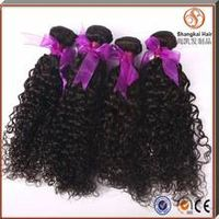 alibaba new product afro kinky human hair weft
