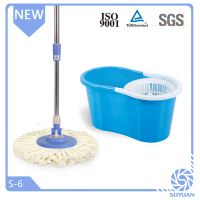 2014 hot sell 360 spin mop