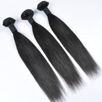 High quality remy virgin Brazilian human hair extensions for braiding