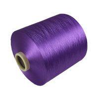dty color yarn