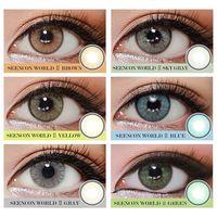 korea design cheap wholesale color contact lens thumbnail image