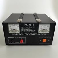 HOKOG HK-4512 45AMP 13.8VDC Linear power supply