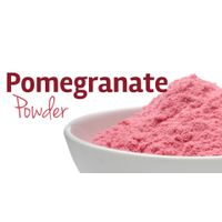 Spray Dry Pomegranate Powder