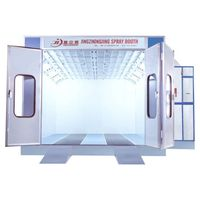 cost-effictive spray booth