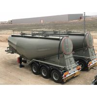 NEW EMIRSAN 3 AXLE CEMENT TRAILER TRUCK