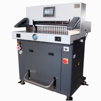 HV-520HT Hydraulic Paper Guillotine