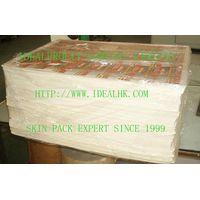 Skin packaging cardboard Porous cardboard thumbnail image