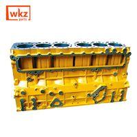 E3306 S6K 5I-7530 125-2964 Diesel Engine Cylinder Block thumbnail image