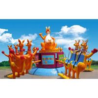 Hot sell outdoor park rides amusement family attractions