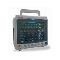 Meditech Professional Multi Parameter Monitor with Color TFT Display thumbnail image