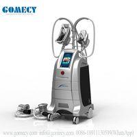 GOMECY FDA Approved 4 Cryo Handles Beauty Machine Slimming Vertical Cryolipolysis Vacuum Cavitation thumbnail image
