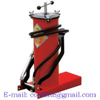 High pressure equipment portable foot grease pump lubrication bucket - 6L thumbnail image