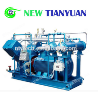 100Nm3/h Displacement Methane Industrial Gas Compressor