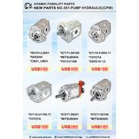Cosmic Forklift Parts New Parts No.351-PUMP HYDRAULIC(CPW) thumbnail image