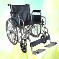 POLY Heavy Duty Extra Wide Wheelchair LK6008-57